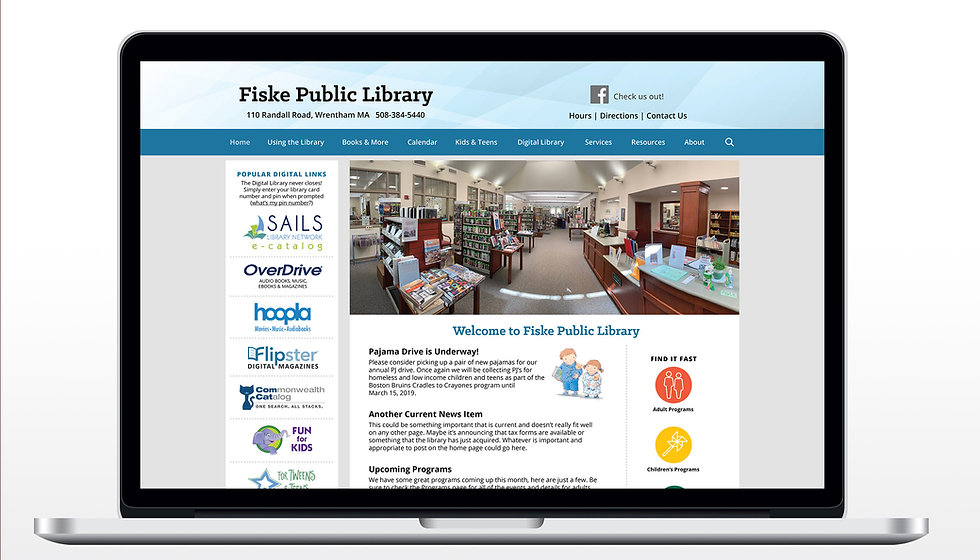 Fiske Library Website.jpg