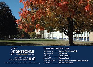 Fontbonne Community Events Calendar