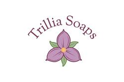 Trillia Soaps Logo