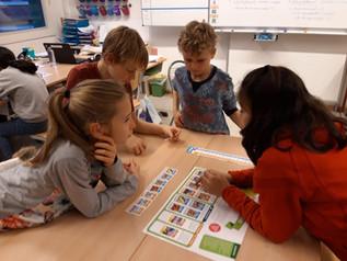 5L werkt rond energie op school en in de klas