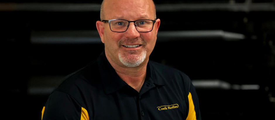 Tim Smith Joins Curb Roller Manufacturing's Outside Sales Team