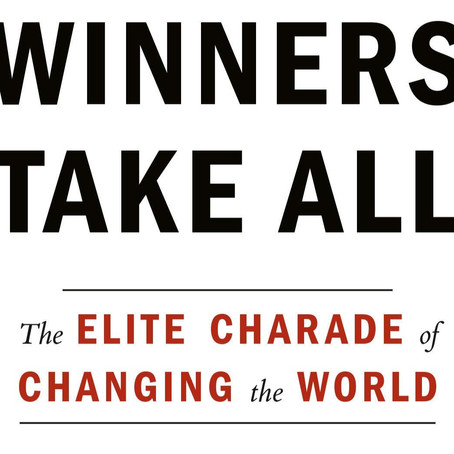 """Winners Take All"" — The Danger of Unbalanced MarketWorld Thinking"