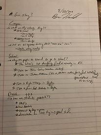 AL(ARMED) original story notes