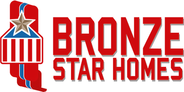Bronze Star Homes Logo