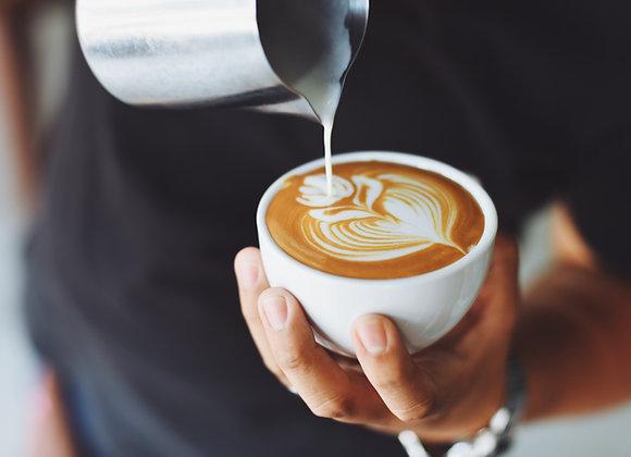 Kaffe late
