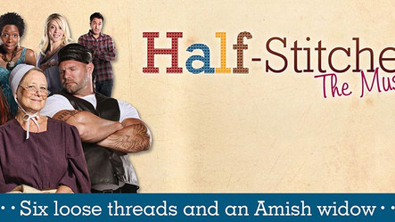 HALF-STITCHED: The Musical