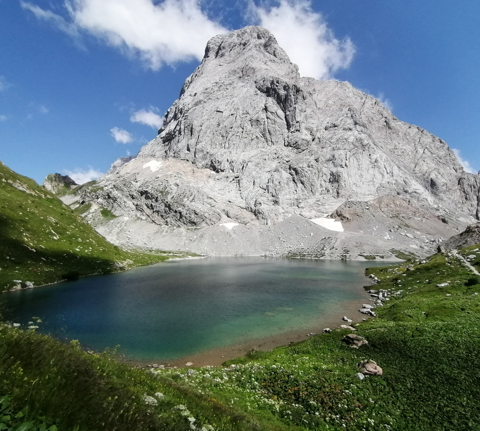 Naturschutzgebiet: Wolayersee und Umgebung