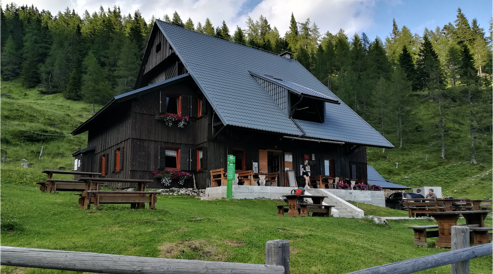 Nordslowenien - Bachergebirge - Raduha