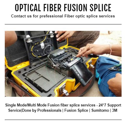 Fiber Splice