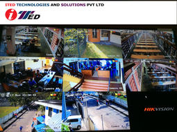 Hikvision IP Camera Project