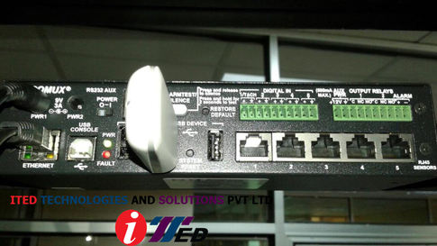 NTI Environment Monitor