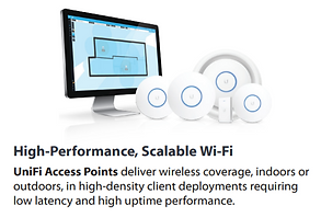 UBNT|Scalable WIFI|Unifi Access Point