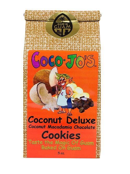 Coconut Deluxe Cookies 5oz