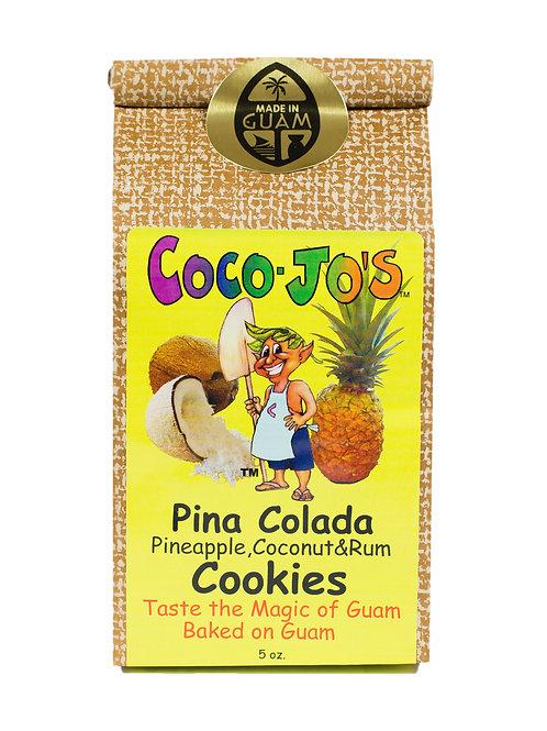 Pina Colada Cookies 5oz