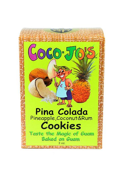 Pina Colada Cookies 3 oz