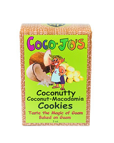 Coconutty Cookies 3oz
