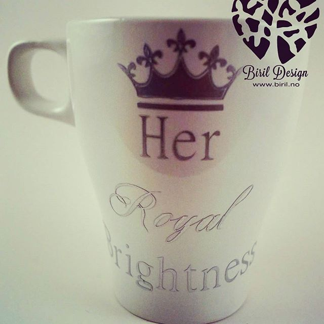 #royal #brightness #cup #BirilDesign  #awesome #tilsalgs