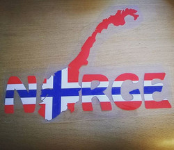 #designbybiril #norge #norway #map #mittnorge #norsk #norwegian