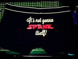 Vi feirer vår instagram post nummer 200 med vår egen Epic Boxershorts #not #gonna #spank #itself #bi