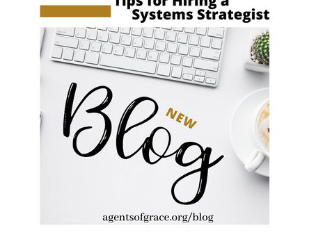 Tips for Hiring a Systems Strategist