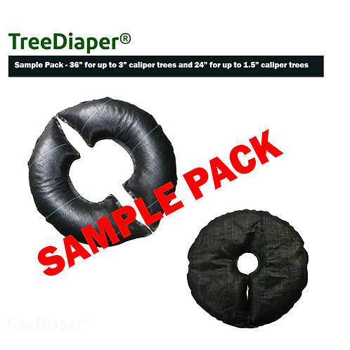 "TreeDiaper Sample Pack - 36"" 2pk"