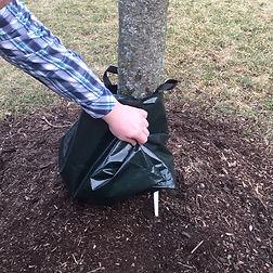 Utter Bag Drip Irrigation Feature Tree Bag