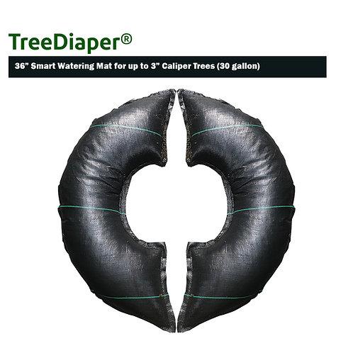 "TreeDiaper 36"" Smart Watering Mats for 3"" Caliper Trees"