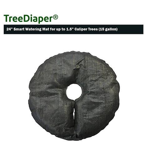 "TreeDiaper 24"" Smart Watering Mat for 1.5"" Caliper Trees"
