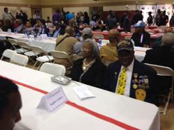 Veterans Day Dnr - Maj. Aaron & Wife