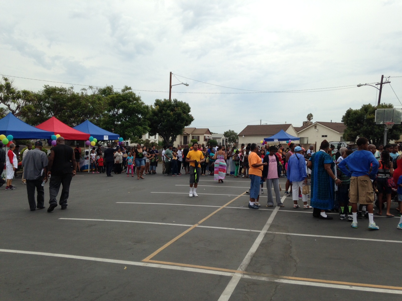National Night Out in Los Angeles