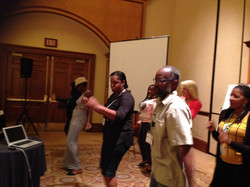 Mind Set Training - Dancing!
