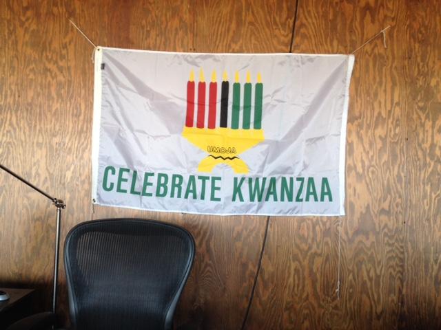 Celebrating Kwanzaa