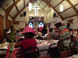 Mother Daughter Mothers Day Tea