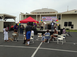 Congrswmn Waters Backpack Giveaway