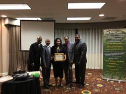 MVET Award Ceremony for Funding $2M