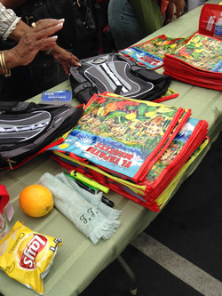 Community Event - Backpack Giveaway
