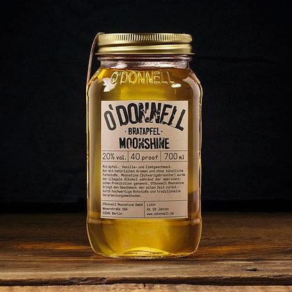 """O'Donnell Moonshine """"Bratapfel"""" 700ml"""