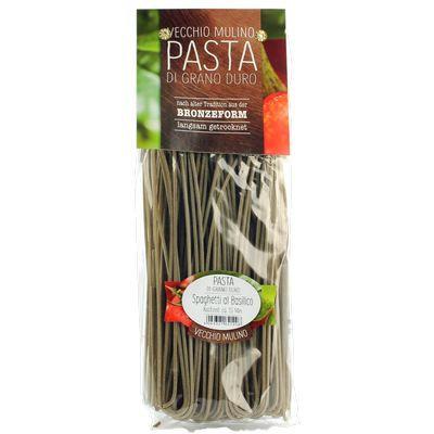 Pasta Spaghetti al Basilico