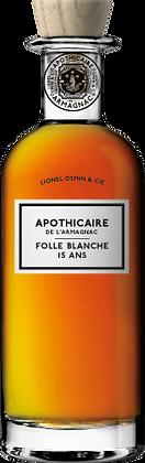 Armagnac Apothicaire Folle Blanche, Lionel Osmin