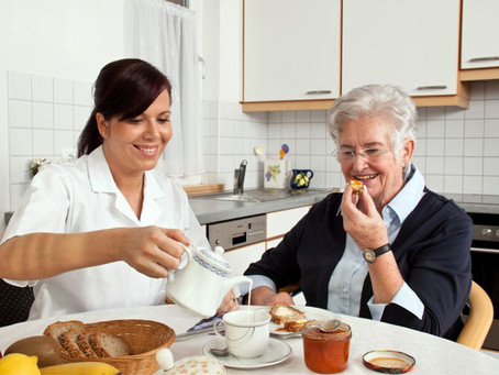 How Does Elder Care Make Mealtimes Better?