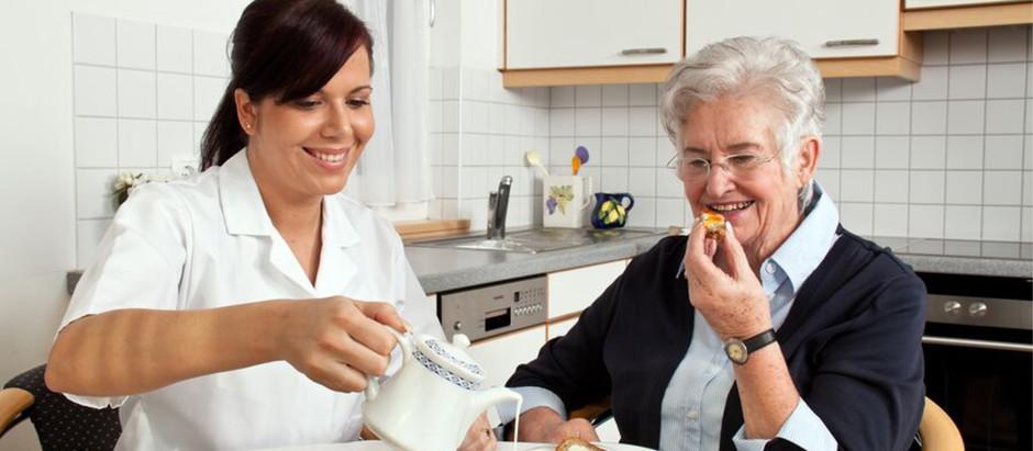 How Does Elder Care Make Mealtimes Better?