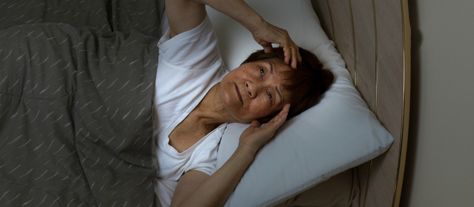 How to Help Your Elderly Loved One Get Better Sleep