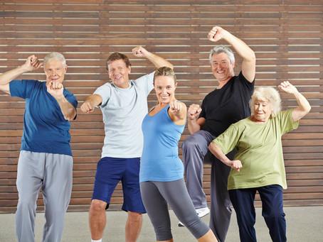 Help Your Senior Celebrate Shape Up US Month