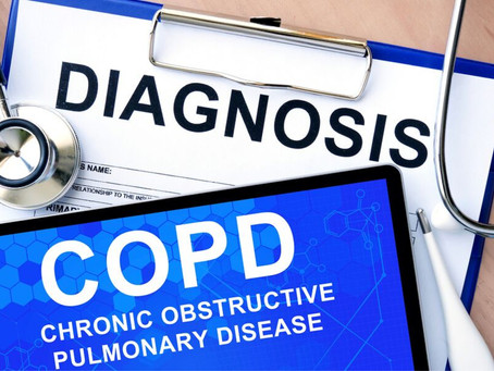 How to Tackle Your Senior's COPD Together