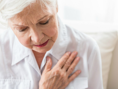 How to Recognize Shortness of Breath in Your Senior