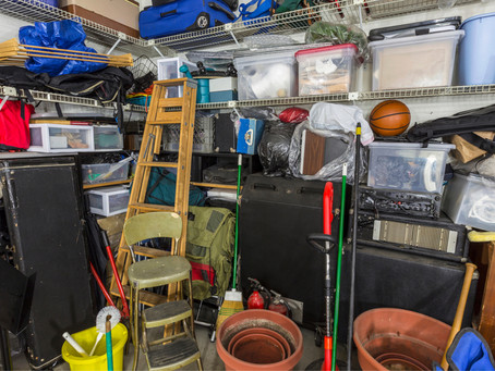 Five Ways Clutter Affects Your Senior