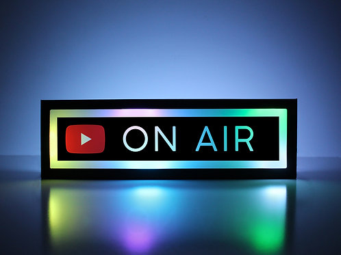 YouTube On Air Sign