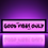 Thumbnail: Good Vibes Only Sign