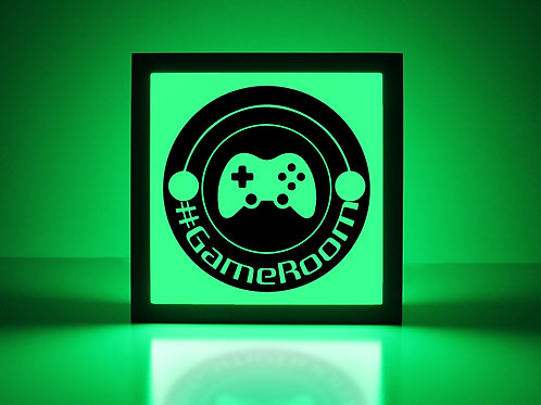 Custom Xbox Gaming Sign