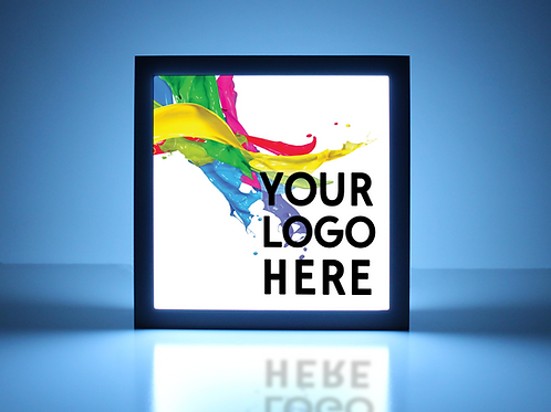 Custom Logo Sign - Full Color